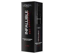 L'oreal Infallible Pro-Spray & Set - 1 oz - Makeup Extender Setting Spray - $6.95