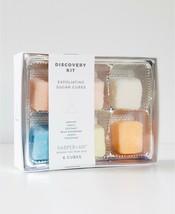 Harper + Ari Sugar 6 Scrub Cubes Exfoliating Body Gift Set Shea Butter A... - $11.27