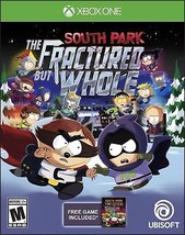 South Park: The Fractured but Whole - Xbox One [Xbox One] - $49.18