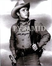 AUDIE MURPHY Authentic Autographed Hand Signed 8X10 Photo w/COA 523 - $225.00
