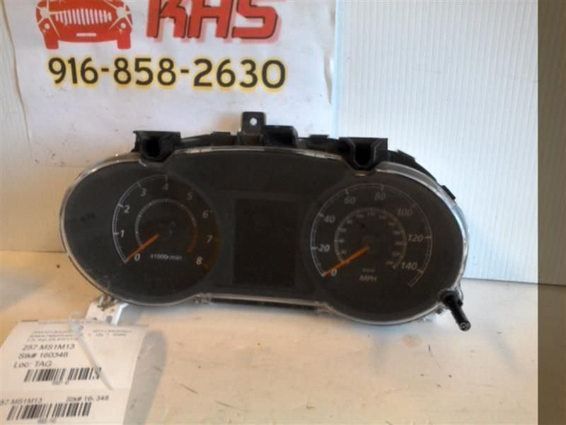Primary image for LANCERMIT 2013 Speedometer Head/Cluster 370143