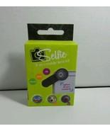 SELFIE MOBILE LENS KIT 3 IN 1 BLACK INTERCHANGEABLE LENS SMART PHONE COM... - $5.87