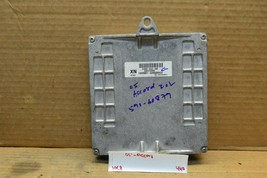 2005 Honda Accord 3.0L 6 cyl Engine Control Unit ECU 37820RCAA96 Module 440-10c8 - $59.98