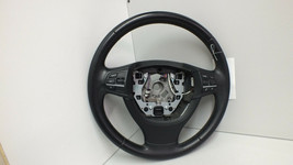 2011 12 13 14 15 Bmw 535i Leather Steering Wheel 65134931 #227A - $76.03