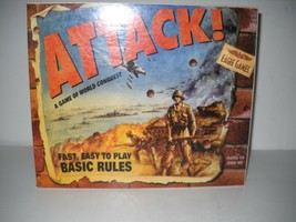 Eagle Games Attack! A Game Of World Conquest Board Game Factory sealed N... - $33.45