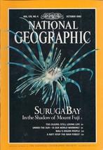 National Geographic Magazine October 1990 SurugaBay - $1.75