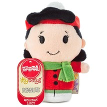 Hallmark Christmas Holiday Peanuts Lucy Itty Bittys Plush New with Tags - $5.93