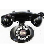 1930'S Western Electric Model #202 Oval Base  ( Restored & Operational ) - $279.00