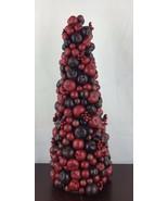 "Decorative Tree Birchwood Chalet Decor 14"" Tall - $14.03"