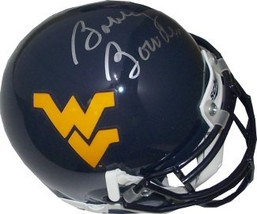 Bobby Bowden signed West Virginia Mountaineers Schutt Authentic Mini Helmet - $78.95