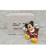Disney Groiler Mickey Mouse Christmas Ornament 26231 - $20.50