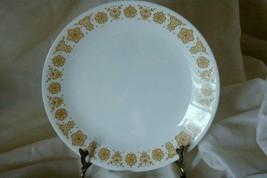 Corning Corelle Butterfly Gold Dinner Plate EUC - $3.46