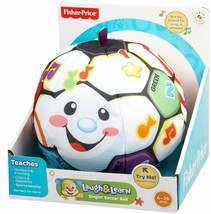 Baby Ball Soccer Interactive Learning Counting Colors Music Sports Toddl... - $28.98