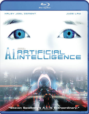A I Artificial Intelligence (Blu Ray)