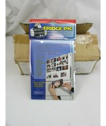 Box Fridge Pic Magnetic Tape Photo Paper Serefex Corporation 24 Pcs 52493 - $19.79