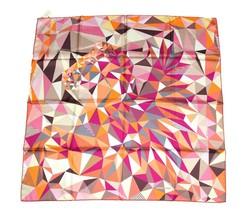Hermes Scarf Les Faceties de Pegase by Dimitri Rybaltschenko Silk 90 cm ... - $513.81