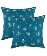 TreeWool, (2 Pack) Throw Pillow Covers Dandelion Accent Decorative Pillo... - $16.99