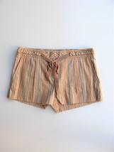Cheeky Shorts BCBG Max Azria Symone Linen The Short Shorts NEW 4 NWT $118 - $33.66
