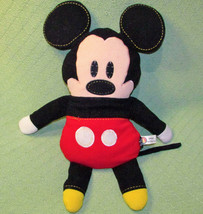 "21"" Disneyland Mickey Mouse Pook A Looz Stuffed Animal Doll Baby Original Toy - $21.78"
