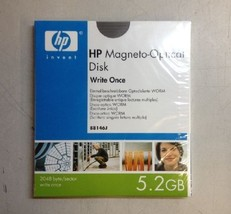 New HP Magneto-Optical Disk WORM Write Once 88146J 5.2 GB - $26.25