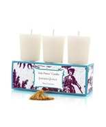 Seda France Classic Toile Japanese Quince Votive Candles - $27.95