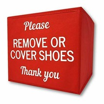 RE Goods Shoe Cover Box | Disposable Bootie Holder For Realtor Listings...  - $18.00