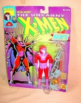 1993 TOY BIZ MARVEL THE UNCANNY X-MEN MAGNETO ACTION FIGURE IN THE PACKAGE - $25.73