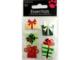 Sandylion Essentials Christmas Presents Sticker Set #SK8012