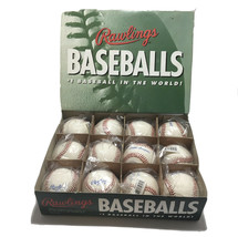 Little League Competition Grade Baseball Leather Official Game Ball Doze... - $66.49