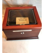PCS Stamps and Coins - The Last Original US Banknotes - Wood Coin Box - $46.55