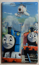 Thomas engine train and friends Light Switch Power Wall Cover Plate Home decor image 3