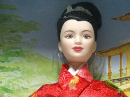 2003 Mattel Dolls of the World Princess of Japan Barbie #B5731 New NRFB - $33.87