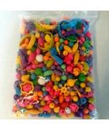 Pop-It Snap Bead Jewelry Bracelet Necklace Lot Multi Color Craft Toy 1 P... - $17.82