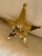 VTG 1979 Lillian Vernon Lillikins Star Angel Christmas Ornament Pre-owne... - $18.70