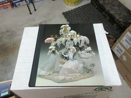 Lladro , The Art of Porcelain  , 1981 , Vintage , Collectible - $6.00