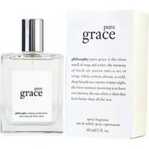 Philosophy Pure Grace Edt Spray 2 Oz For Women - $64.24