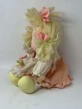 Applause Precious Moments Collectible Cloth Doll Heather #4562 with Locket image 5