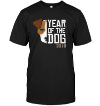Chinese New Year Jack Russell T Shirt Year of the Dog 2018 - $17.99+