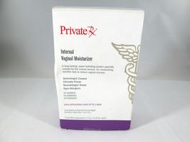 Private Rx Internal Vaginal Moisturizer  - 8 pre-filled applicator [HB-P] - $35.70