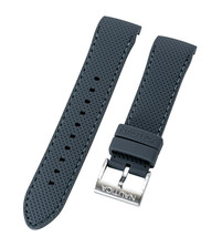 Nautica Men's N18672G A18672G NST Aluminum Multi 22mm Gray Original Watch band - $18.17