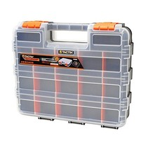 HDX 320028 34-Compartment Double Sided Organizer with Impact Resistant P... - $36.83