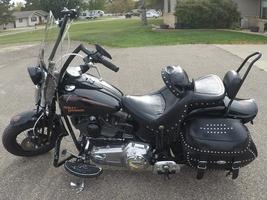 2008 Harley Davidson Crossbones Springer Softail For Sale In Minot MD 58701 image 1