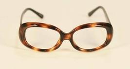 Fossil LUCILLE Tortoise Shell Plastic Eyeglass Frames Designer Style Rx Eyewear - $9.12