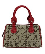Alabama Crimson Tide The Velvet Handbag & National Champions Leather Ban... - $95.00