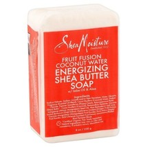 Shea Moisture Fruit Fusion Coconut Water Energizing Shea Butter Soap - $10.84