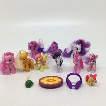 """Lot of My Little Pony Figures- 1 1/2"""" to 3"""" tall Figures - Some Kid's Meal Toys - $12.19"""