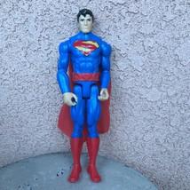 """Superman Action Figure 12"""" Mattel DC Comics - $18.69"""