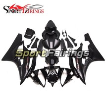 Matte Black ABS Injection Hulls Body Frames For Yamaha YZF-R6 R6 2006 20... - $314.73