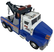 tonka towing tow truck Battery Power Sounds Not Working - $29.60