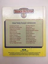 The World of Teddy Ruxpin Grundo Beach Party Book 1986 Worlds of Wonder image 3